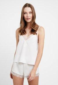 Anna Field - BRIDAL Set - Pyjama top - white - 0