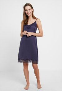Anna Field - Nightie - dark blue - 1