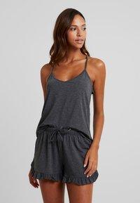 Anna Field - SET - Pyjamaser - grey - 0