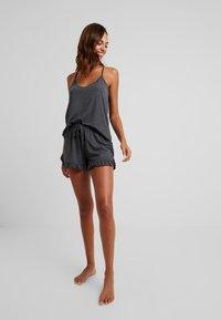 Anna Field - SET - Pyjamaser - grey - 1