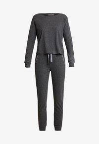 Anna Field - SET - Pyjamas - grey - 5