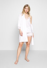 Anna Field - Dressing gown - white - 1