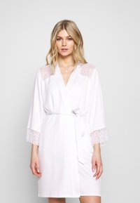 Anna Field - Dressing gown - white - 0