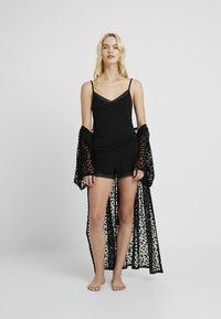 Anna Field - SET - Pyjamas - black - 1
