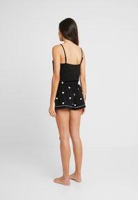 Anna Field - SET - Pyjamas - black - 2