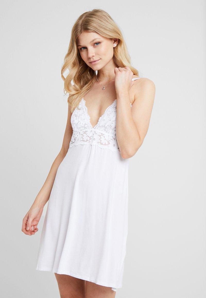 Anna Field - Nachthemd - white