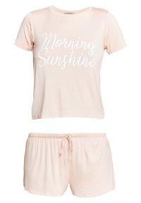 Anna Field - SET - Pyjama - apricot - 6