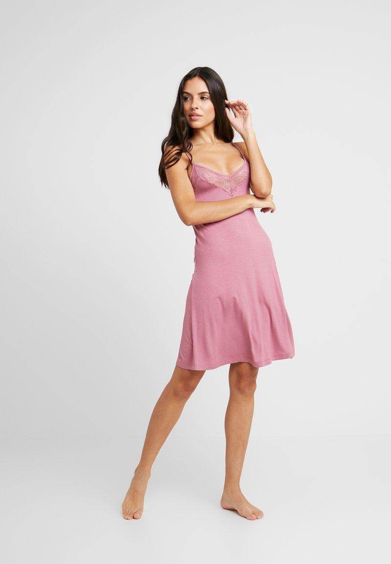 Anna Field - Nattskjorte - pink