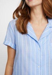 Anna Field - STRIPE SHORT SET - Pyžamová sada - blue - 3