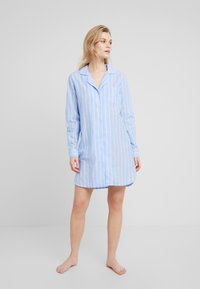 Anna Field - Nightie - blue - 1