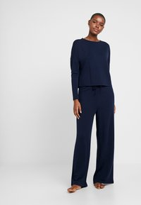 Anna Field - SET - Pyjama - dark blue - 1