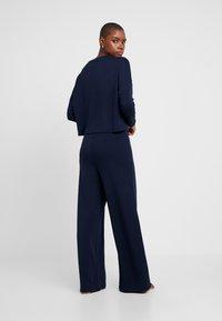 Anna Field - SET - Pyjama - dark blue - 2