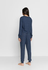 Anna Field - SET - Pyjamas - dark blue - 2