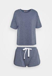 Anna Field - SET - Pyjamas - blue - 4