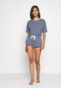 Anna Field - SET - Pyjamas - blue - 1