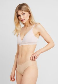 Anna Field - 3 PACK - Briefs - grey/nude/purple - 0