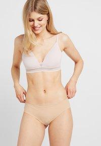 Anna Field - 3 PACK - Underbukse - nude/black/white - 0