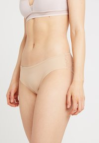 Anna Field - 3 PACK - Underbukse - nude/black/white - 1