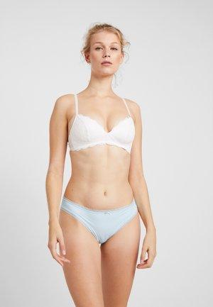 3 PACK - Slip - blue/nude