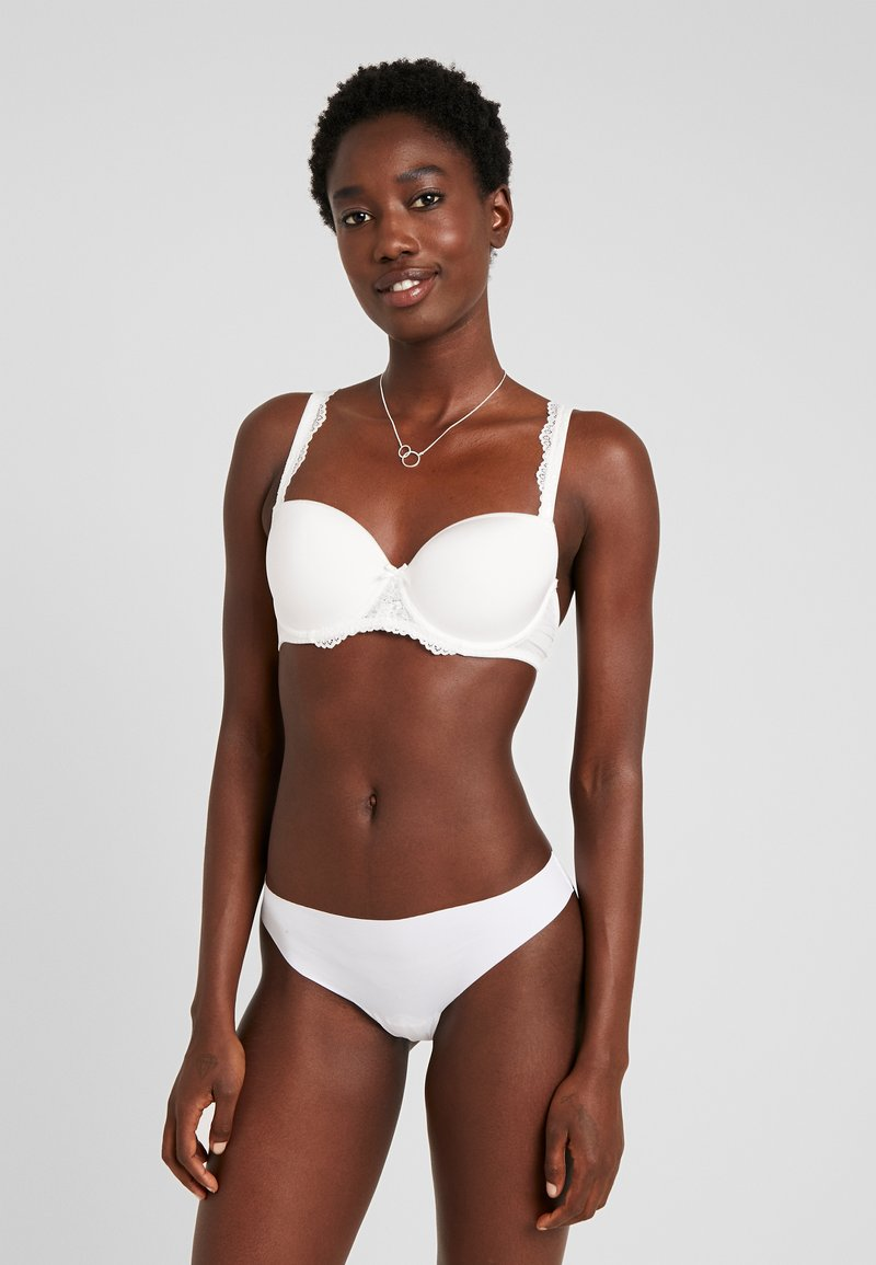 Anna Field - 7 PACK - String - white/grey/nude