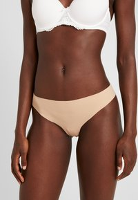 Anna Field - 7 PACK - String - white/grey/nude - 1