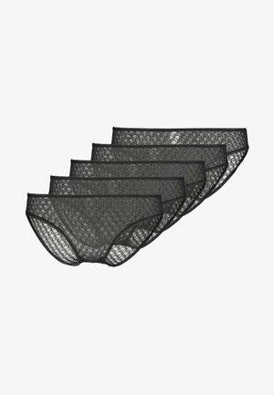 5 PACK - Briefs - black