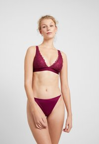 Anna Field - 5 PACK - Kalhotky/slipy - rose/purple/pink - 1