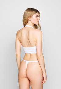 Anna Field - 5 PACK - Tanga - grey/white/black - 3