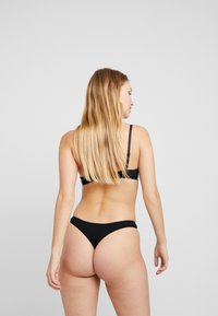 Anna Field - 7 PACK - Thong -  white/black
