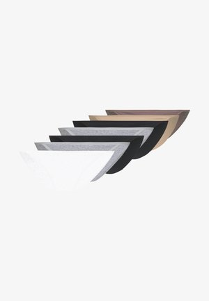 7 PACK - Trusser - black/pink/white
