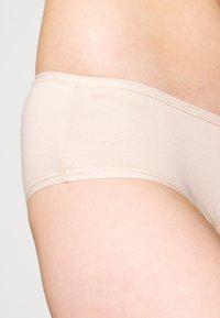Anna Field - 5 PACK - Pants - brown/black/white - 6