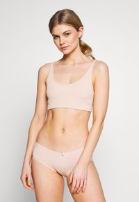 Anna Field - 5 PACK - Onderbroeken - brown/black/white - 1
