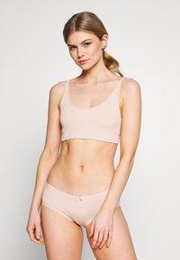 Anna Field - 5 PACK - Pants - brown/black/white - 1
