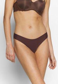 Anna Field - 7 PACK - Kalhotky/slipy - brown/tan/nude - 2