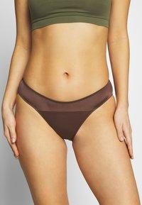 Anna Field - 5 PACK - Underbukse - tan/brown/nude - 3