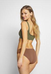 Anna Field - 5 PACK - Underbukse - tan/brown/nude - 2