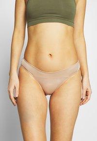 Anna Field - 5 PACK - Underbukse - tan/brown/nude - 4