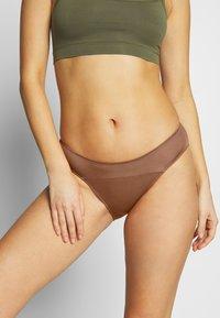 Anna Field - 5 PACK - Underbukse - tan/brown/nude - 1