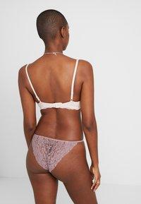 Anna Field - 5 PACK - Figi - pink/nude/white - 3