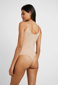Anna Field - 2 PACK - Body - black/nude - 3