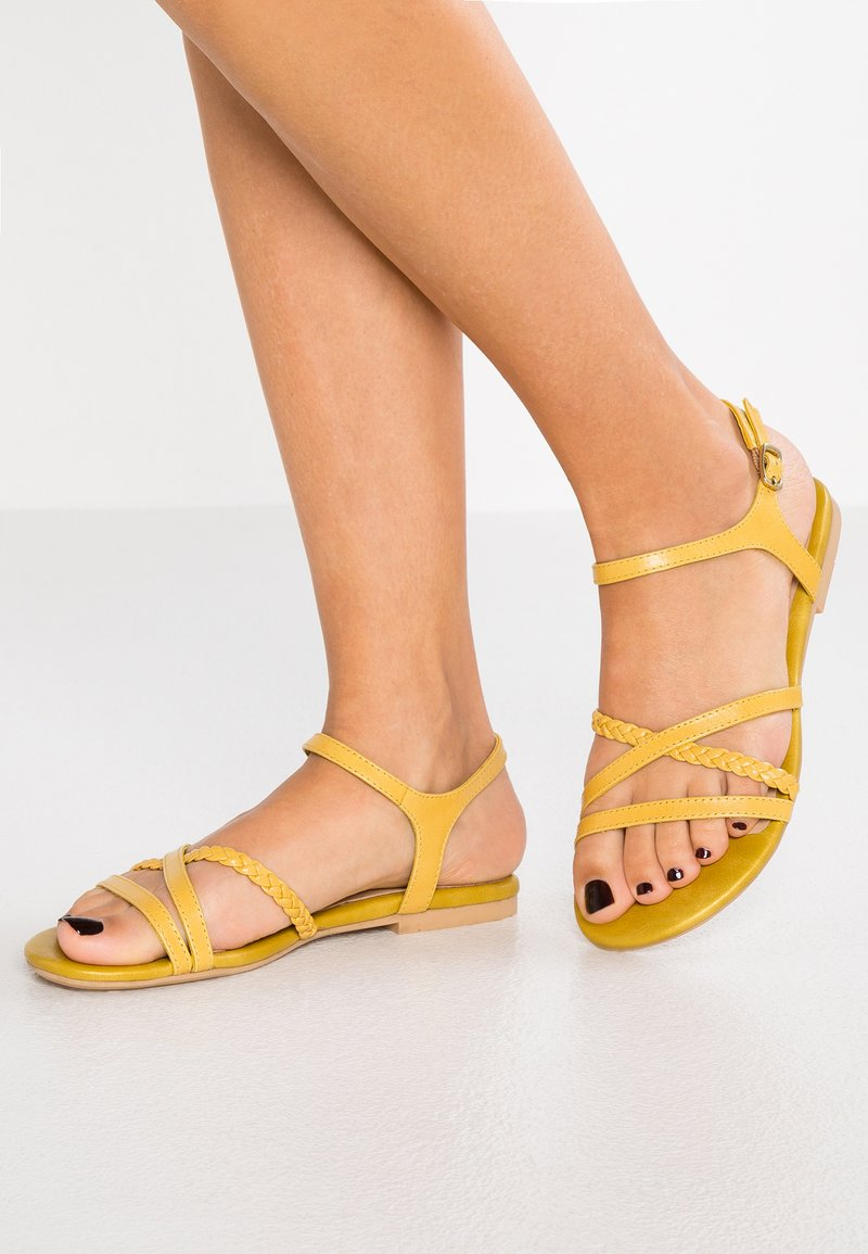Anna Field Select - Sandales - yellow