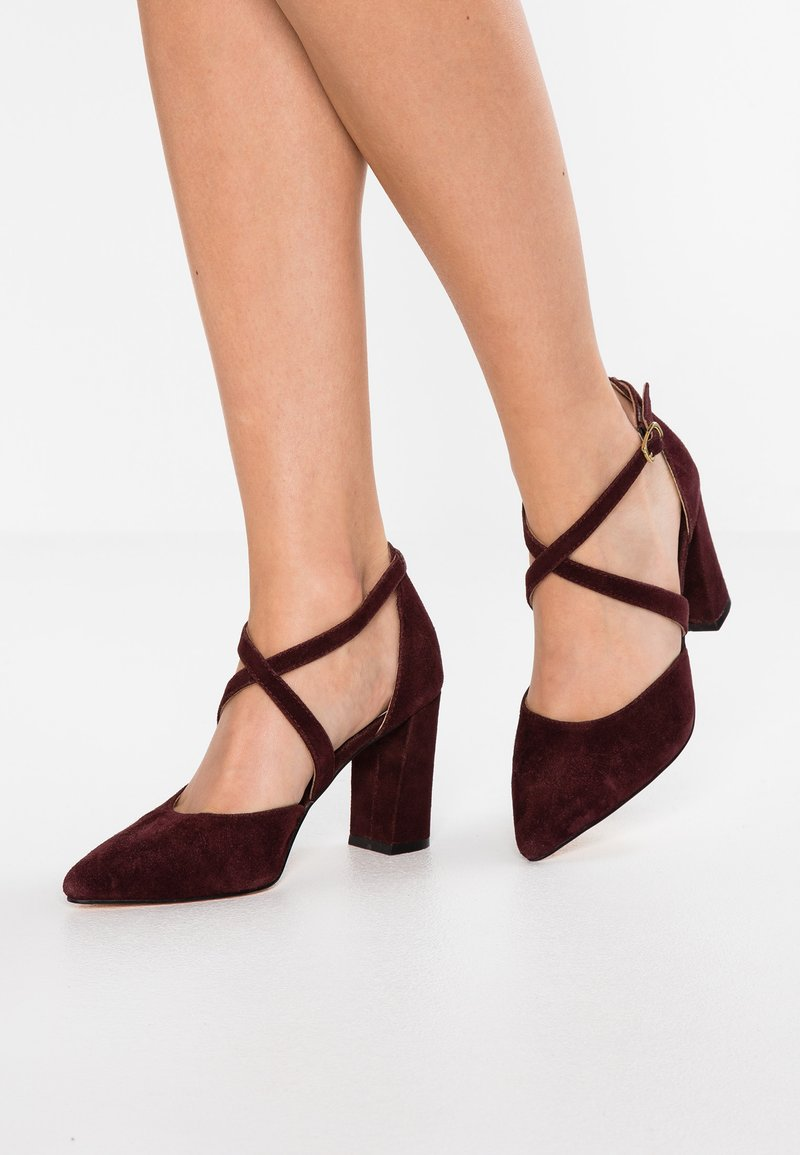 Anna Field Select - High heels - bordeaux