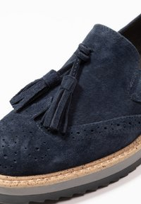 Anna Field Select - Loafers - dark blue - 2
