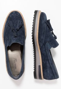 Anna Field Select - Loafers - dark blue - 3