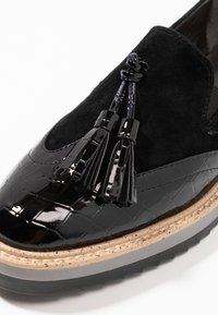 Anna Field Select - LEATHER SLIP-ONS - Mocassins - black - 2