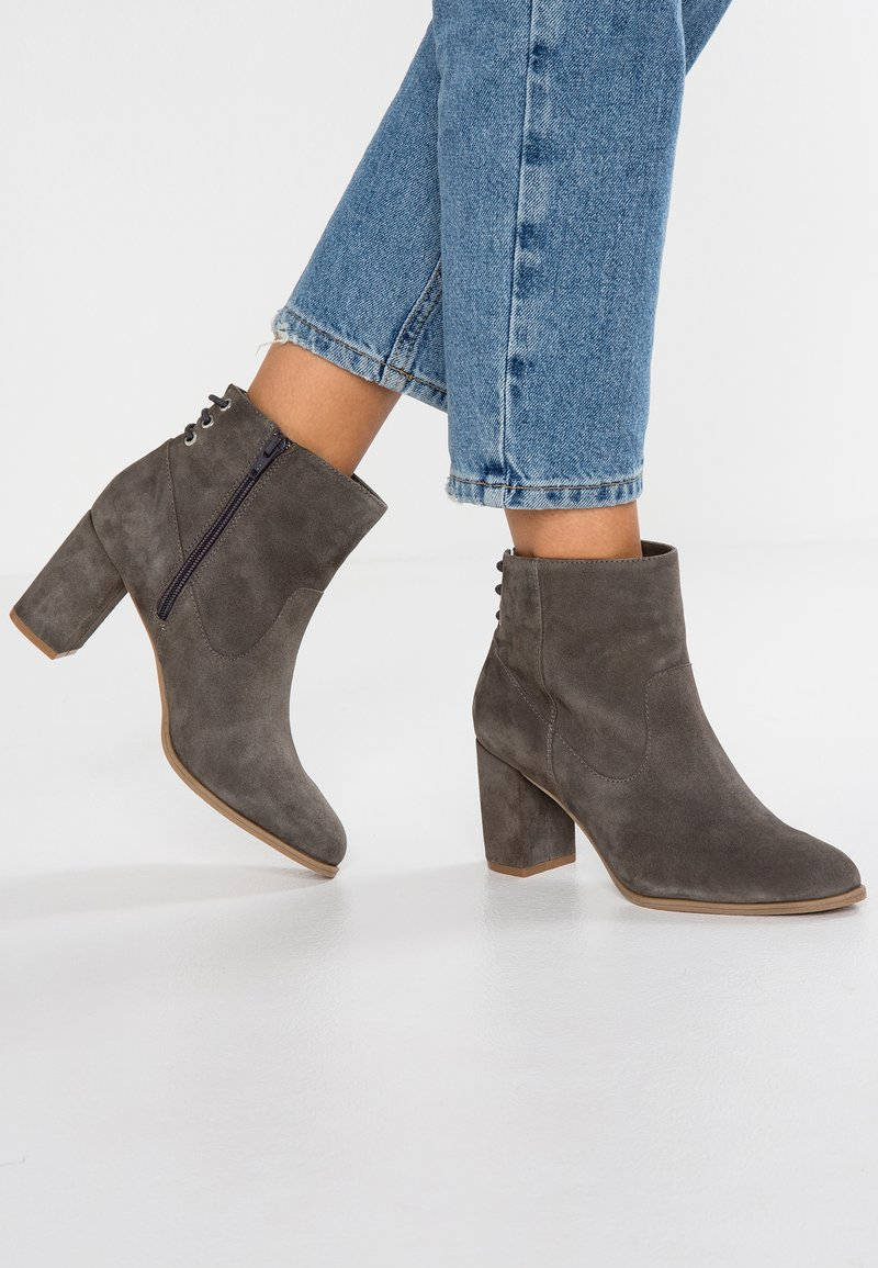 Anna Field Select - Ankle boots - grey