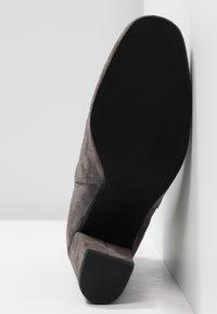 Anna Field Select - Stivaletti con tacco - grey - 6