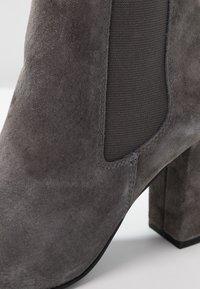 Anna Field Select - Stivaletti con tacco - grey - 2