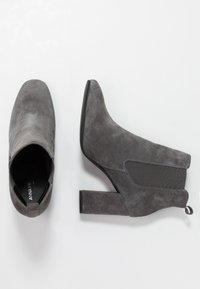 Anna Field Select - Stivaletti con tacco - grey - 3