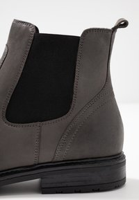Anna Field Select - LEATHER ANKLE BOOTS - Tronchetti - grey - 2
